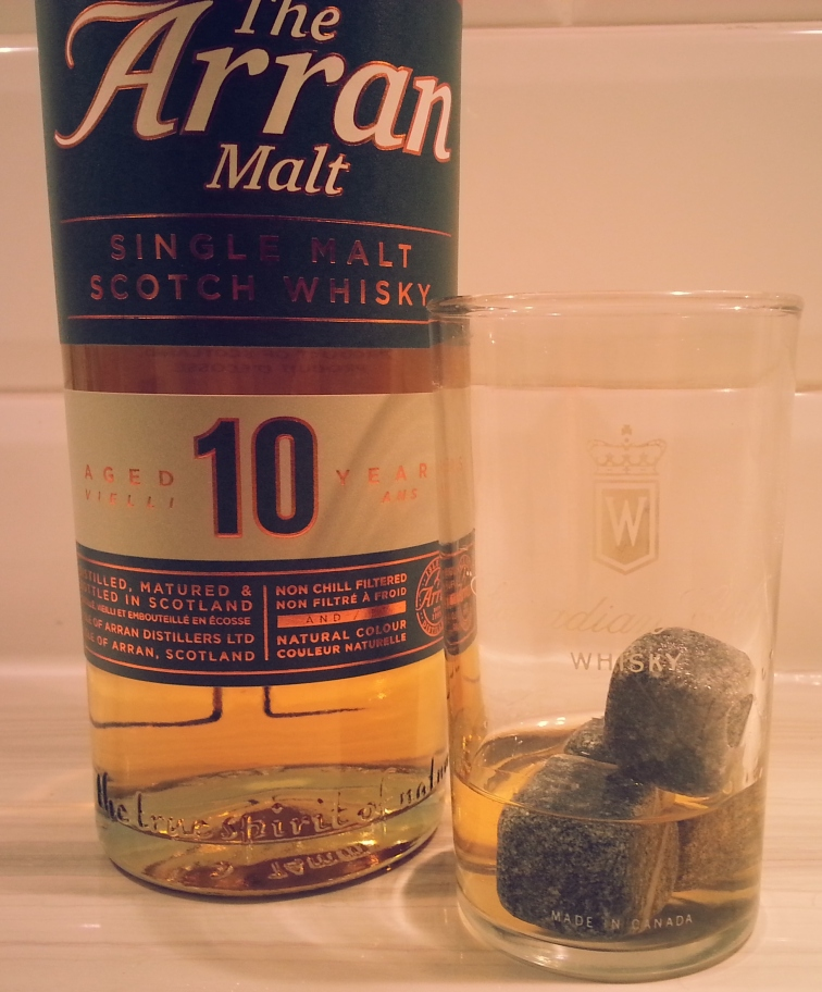 Spirit of Arran 10