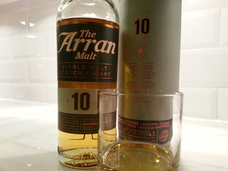 Spirit of Arran 7