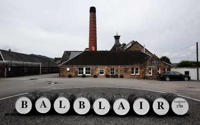 Balblair-Distillery